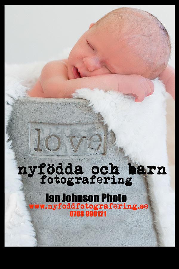 ''Nyföddfotografering Stockholm''